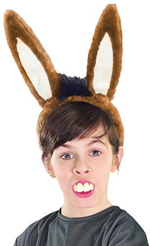 Shrek 3 Donkey ® Ears and Teeth Costume Accessory