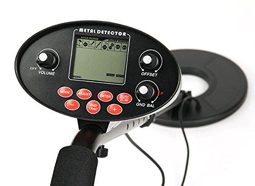 Amazon.com: HobbyKing Metal Detector (Professional) w/LCD GC-1055: Toys & Games