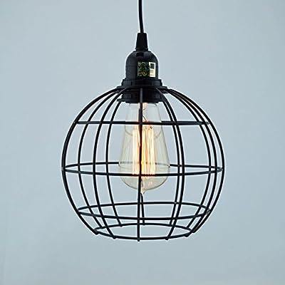 Fantado Light Bulb Cages by PaperLanternStore