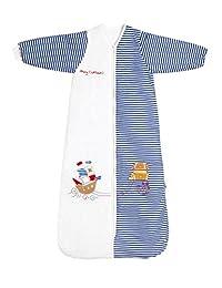 Slumbersac Winter Baby Sleeping Bag Long Sleeves approx. 3.5 Tog - Pirate - 12-36 months