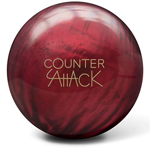 Radical Counter Attack Pearl Bowling Ball- Red Pearl 13lbs