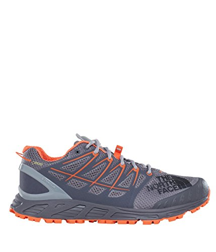 The North Face M Ultra Endrnc 2 Gtx Blackendpearl/Scarletibis Blk Prl/scarlet