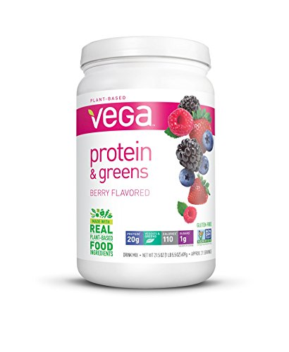 Vega Protein Greens Berry Servings product image