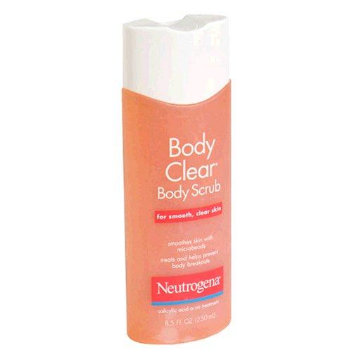 Neutrogena Body Effacer Gommage pour Smooth, la peau claire, 8,5 once-Fluid