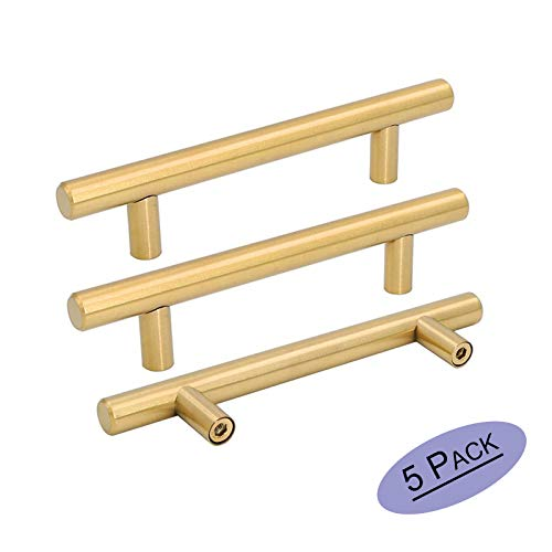 Check expert advices for drawer pulls 3.5 inch brushed brass?