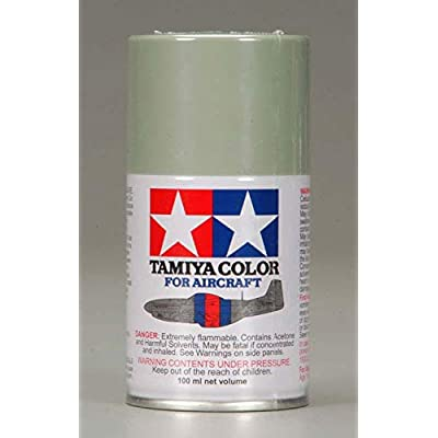 Tamiya America, Inc Aircraft Spray AS29-Gray/Green 100ml, TAM86529: Toys & Games