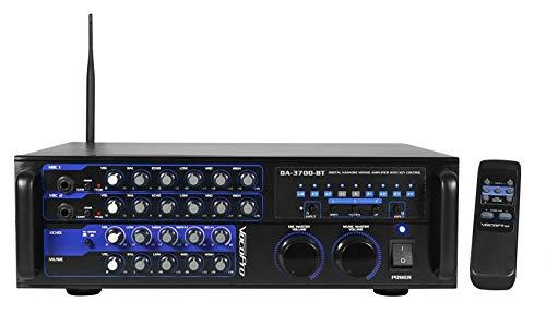 VOCOPRO DA-3700-BT 200w Digital Karaoke Mixer Amplifier w/Bluetooth Receiver