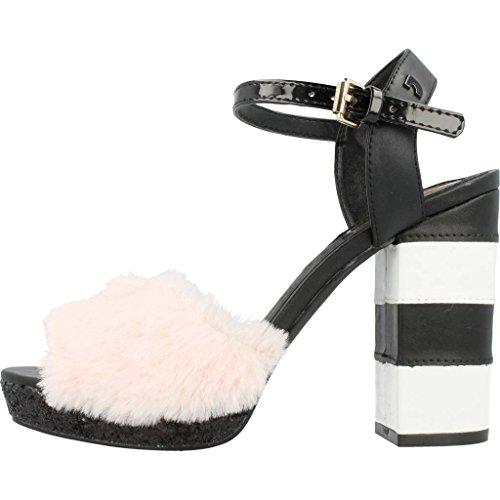 Sandalias y chanclas para mujer, color Negro , marca GIOSEPPO, modelo Sandalias Y Chanclas Para Mujer GIOSEPPO 42036G Negro Multicolor