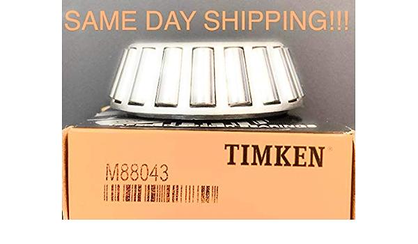 TIMKEN Kegelrollenlager M88043//M88010