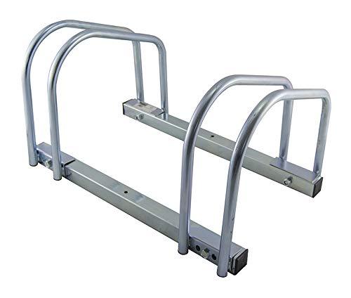 Metal 47 X 27 X 33 Cm Wurko TT0047 Soporte para Bicicletas Cromado