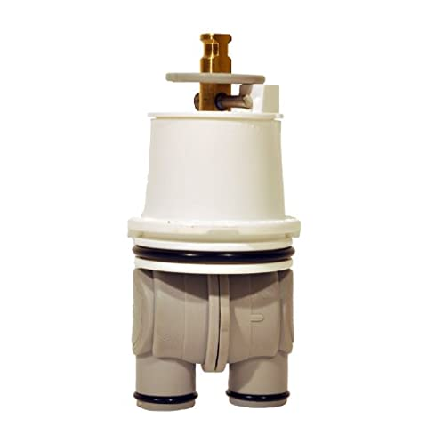 Danco 10347 Cartridge for Delta Monitor, White/Gray (Delta Sink Cartridge)