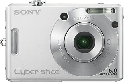 SONY DSC-W30 DRIVERS FOR WINDOWS VISTA