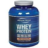 BodyTech Whey Protein - Chocolate (5 Pound Powder)