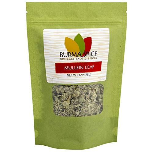 Mullein Leaf | Herbal Tea | Great Tasting 1 oz.