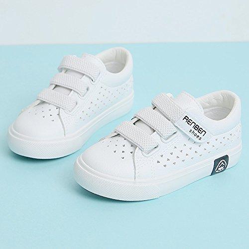 SFNLD InStar Kids Casual Low Cut Slip On Sneakers Shoes