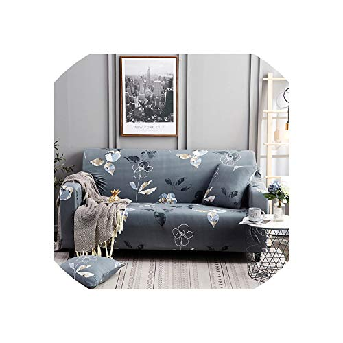 - Slipcovers Sofa All-Inclusive Sectional L-Shape Couch Cover Elastic Full Sofa Cover for Living Room Chair/Loveseat/Sofa/Big Sofa,Color 2,Cushion Cover 2Pcs