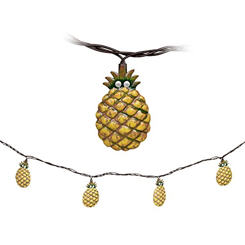 Pineapple Outdoor String Lights - 9