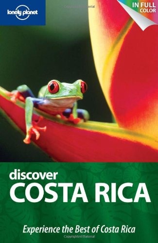 Discover Costa Rica (Full Color Country Travel Guide)