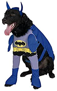 Batman The Brave and the Bold Deluxe Pet Costume, Extra Large