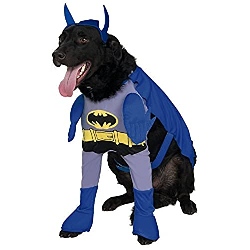 batman the brave and the bold deluxe pet costume extra large