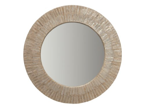 KOUBOO Round Capiz Seashell Sunray Wall Mirror Review