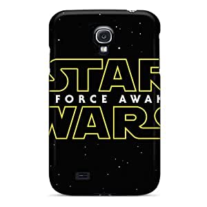 KaraPerron Samsung Galaxy S4 Perfect Cell-phone Hard Covers Custom Fashion Strat Wars Pictures [xXH19305xIAy]