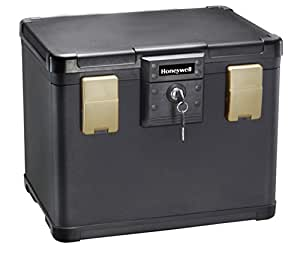 Honeywell 1106 1/2 Hour Fire/Water Safe File Chest 0.6 Cubic Feet