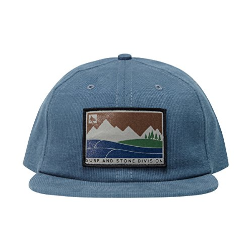 HippyTree Men's Boundary Hat, Blue, One (Hippy Hats)