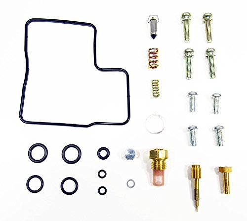 Outlaw Racing OR2726 Carburetor Carb Repair O-Ring Rebuild Kit Honda V45 Interceptor 1983/ Magna700 1984-1986/ Interceptor750 1984/ Interceptor700 1984-1985
