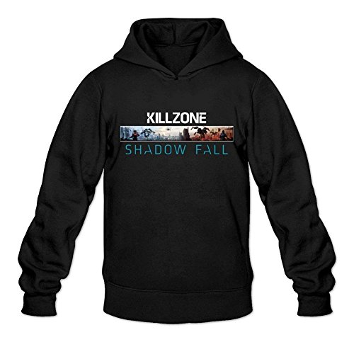 Price comparison product image TIANRUN Men's Killzone Shadow Fall Game Logo Hoodie Size XL