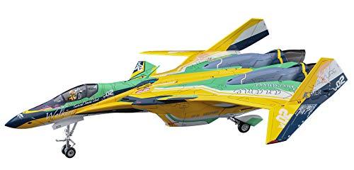 하세가와 마크로스 극장판 마크로스 델타 VF-31F 지그프리드 카나메 · 해적 컬러 1/72 스케일 프라 모델 65850