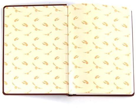 Harry Potter Notebook Hogwarts Platform 9 3/4 新しい 公式 レッド A5 hardback