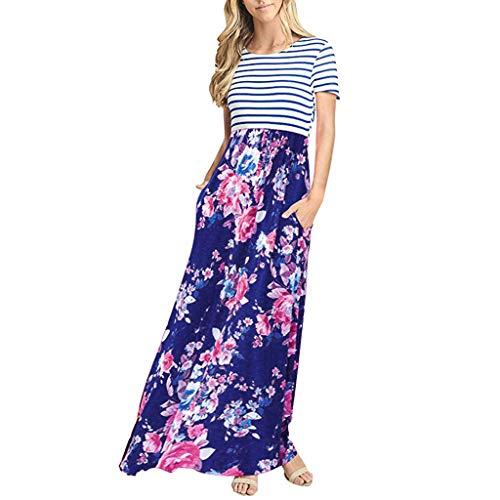 Fashion Summer Dress Long Sleeve Dresses Casual Short Dresses Casual Striped Criss Cross Short Sleeve T Shirt Mini Dress