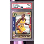 fad297af499 2007-08 Fleer Rookie Sensations  RS-2 Kevin Durant ROOKIE RC NBA MINT PSA 9.