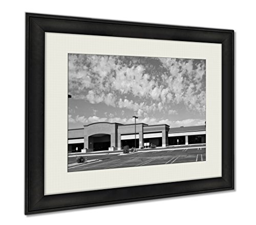 Ashley Framed Prints For Rent Or Lease, Wall Art Home Decoration, Black/White, 30x35 (frame size), - Phoenix Mall Sky