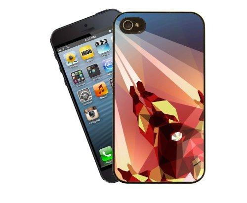 Comic Ironman Fall Design 4 - Telefon für Apple iPhone 5 / 5 s - Cover von Eclipse-Geschenkideen