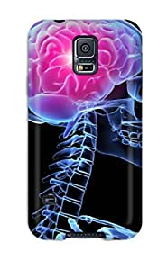 New Style Hard Diy For Ipod 2/3/4 Case Cover Protective - Brain Heats Up