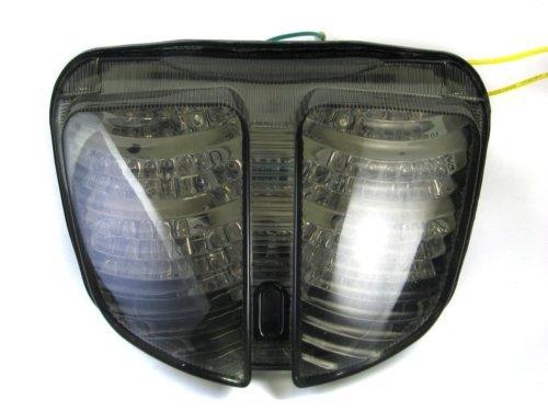 Smoke LED Tail Light with turn signal for Suzuki GSXR 600 750 2006 2007 06 07 K6 K7
