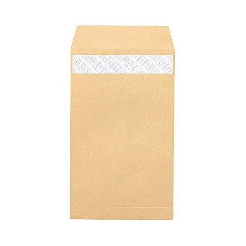生活日用品 (まとめ買い) R40再生紙クラフト封筒 テープのり付 角8 85g/m2 業務用パック 610 1箱(1000枚) 【×2セット】 B074JPP2C1
