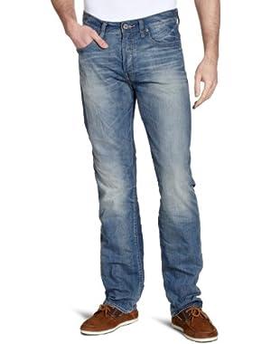 Men's 3301 Straight Leg Jean in Blue
