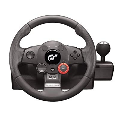 Logitech Playstation 3 Driving Force Gt Racing Wheel by Logitech