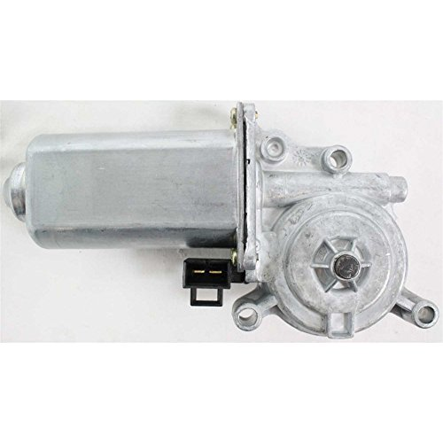 Window Regulator Motor compatible with Buick Regal 88-96 New Front Right Supplied w/12-Teeth Gear