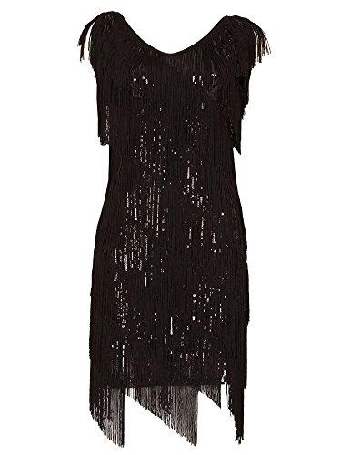 Izabel London -  Vestito  - linea ad a - Maniche lunghe  - Donna