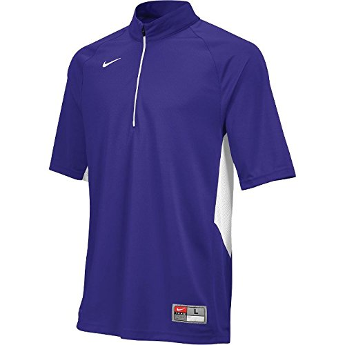 Camiseta de tiro Nike Mens Stock Victory Short Sleeve
