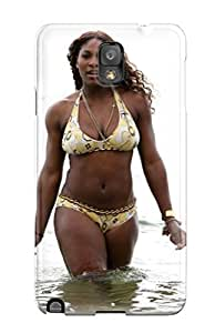 High-quality Durable Protection Case For Galaxy Note 3(serena Williams Photos )