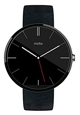Motorola Moto 360 Smart Watch (Certified Refurbished)