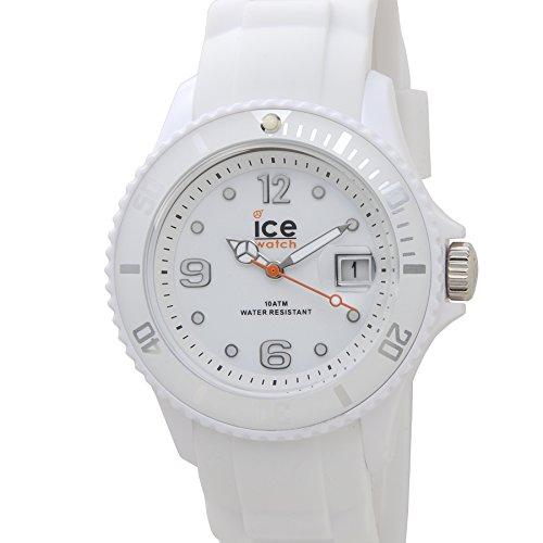 pretty nice 8628b f25a8 (アイスウォッチ) Ice-Watch SI.WE.US09 000134 アイス フォーエバー 40mm ホワイト ユニセックス 腕時計  [並行輸入品]