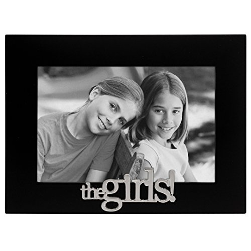 Malden The Girls! Expressions Frame, 4 by 6-Inch