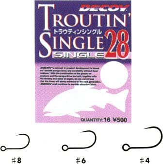 Decoy 28 Troutin Single
