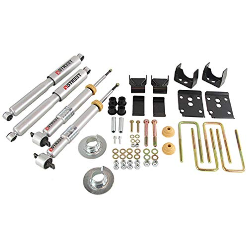 Belltech 1000SP Lowering Kit with Street Performance Shock